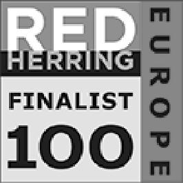 Zertifikat Red Herring Europe Finalist
